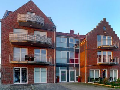 Photo for Apartment Nordseeduft in Norddeich - 3 persons, 2 bedrooms