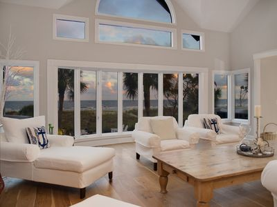 Photo for Luxury 5BR Oceanfront Home on N Forest Beach, with FREE Activities! Sleeps 13