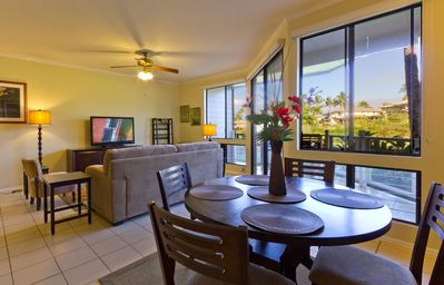 Photo for GC79 - Wailea Grand Champions 1BD Condo  Overlooking Golf Course