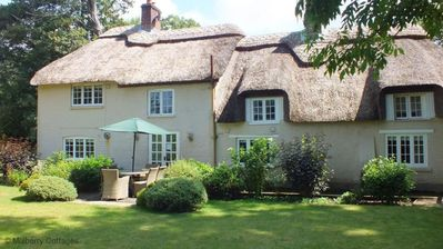 Photo for River Cottage at Athelhampton -  a cottage that sleeps 6 guests  in 3 bedrooms