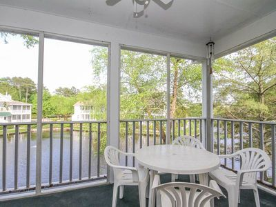 Photo for 1907L: Beautiful lakeviews from this 2BR + Loft, 2BA Sea Colony West condo!