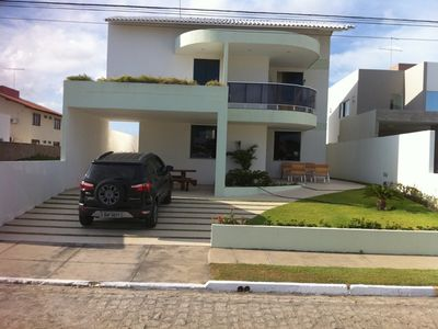 Photo for House with Pool in the Best Closed Condominium in Barra de São Miguel