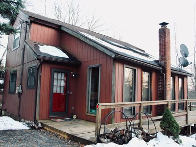 Photo for Cozy home in the poconos - YOUNG GROUPS & FAMILIES WELCOME