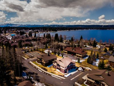 Photo for High End Condo Steps from Payette Lake and downtown McCall