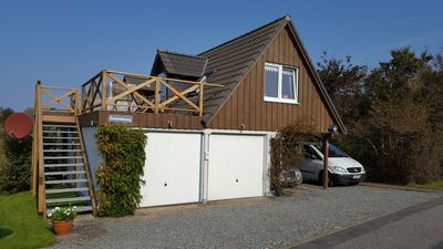 Photo for Apartment 1 at the Aussendeich Nordstrand North Frisian Islands