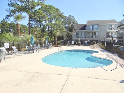 Photo for Come stay at this ADORABLE 2 bedroom 2 bath Villa in Surfside Beach!- 12F
