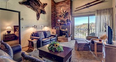 Photo for Bear Claw 508: 4 BR / 4 BA condo in Steamboat Springs, Sleeps 8