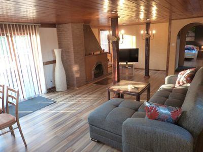 "Photo for ""Himmelpforte"" Quiet and rustic furnished apartment located on the edge of the forest"