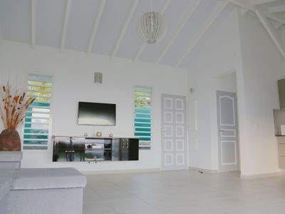 Photo for VILLA STANDING SEA VIEW AND BEACH. OVERFLOWING SWIMMING POOL. NEAR BEACH