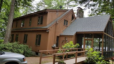 Photo for Secluded Squam Lake Waterfront on Sturtevant Bay