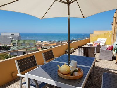 Photo for Lavra: Luxury Apartment in front of the sea