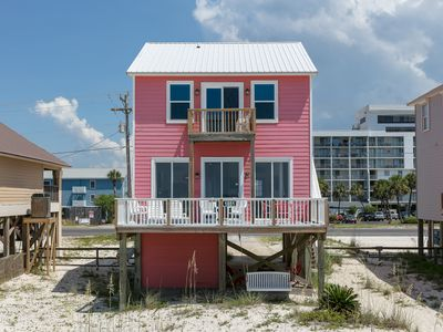 Photo for Memorable & group-friendly house w/Gulf views and private sun deck!