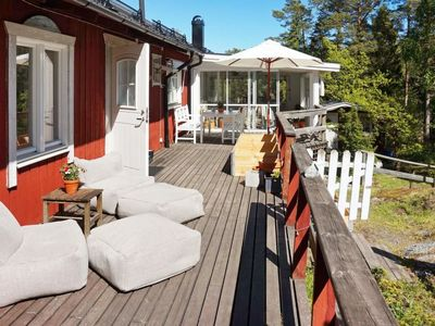 Photo for Vacation home Värmdö in Djurhamn - 6 persons, 2 bedrooms