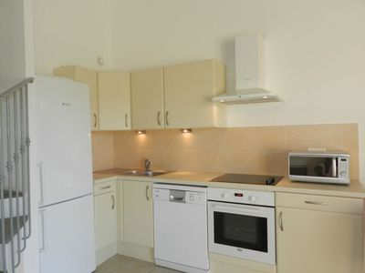 Photo for Apartment in Lecci with Parking, Washing machine, Air conditioning, Pool (653666)