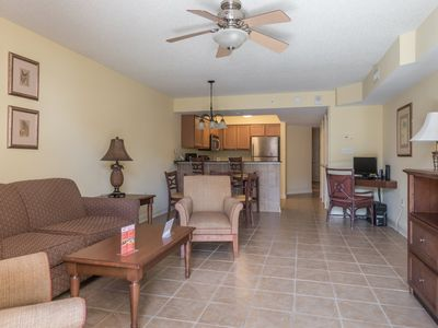 Photo for Malibu Pointe -  502 Tastefully furnished with all the facilities required for a winning vacation.