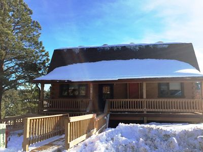 Photo for Resort Properties Presents Angel Fire Cabin Share 1
