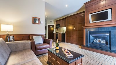 Photo for Mont-Tremblant - Château Beauvallon - One Bedroom Suite