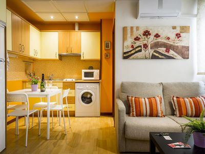 Photo for Apartamento Jerte - Near Almudena Cathedral