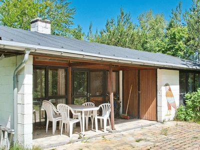 Photo for Lovely Holiday Home in Glesborg with Barbecue