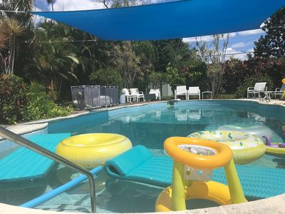 Photo for Guest Unit, pool and large yard