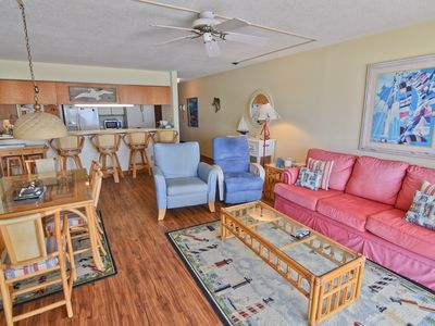 Photo for 3BR Condo Vacation Rental in Topsail Beach, North Carolina