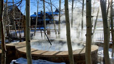 Photo for True Ski In/out w FREE Lift Tickets! Views, Hot Tubs at Timbers Bachelor Gulch
