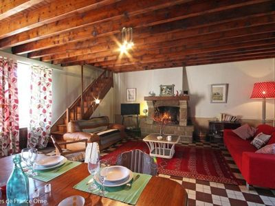 Photo for Gite Juvigny Val d'Andaine, 3 bedrooms, 6 persons