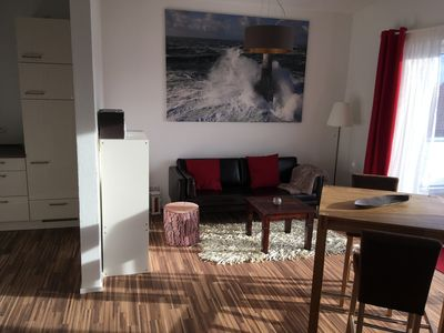 Photo for High quality 1 1/2 room apartment. with lake view and large terrace!