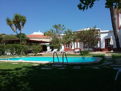 Photo for Large villa with 6 rooms, garden and swimming pool