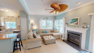 Photo for BEACH GETAWAY! Beautiful Family Friendly Home, 2 Miles to Bethany Beach.