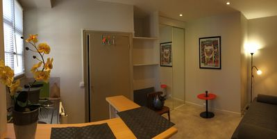 Photo for Independent studio furnished central