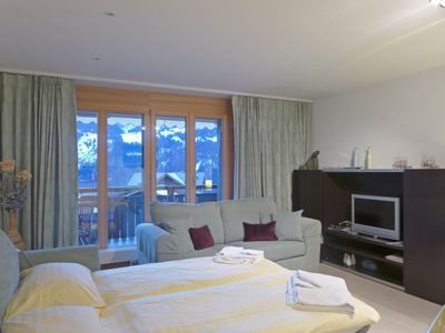 Photo for Apartment Bella Vista in Wengen - 4 persons, 1 bedrooms