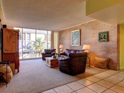 Photo for 2 bed 2 bath, Community Pool, Private Pier! Fabulous View!
