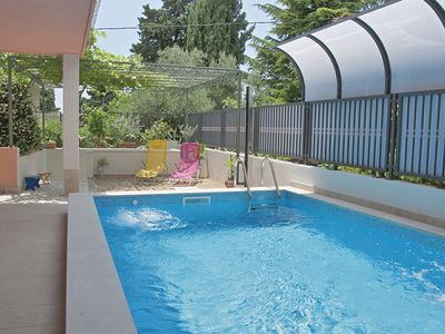 Photo for stylish apartment with pool