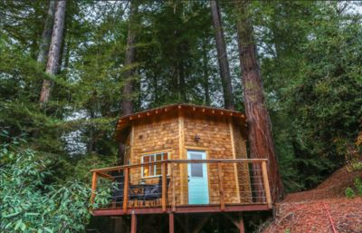 Photo for Redwood TreeHouse at Mountain Top Eco-Retreat