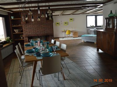 Photo for Apartment / app. for 9 guests with 170m² in Grossbettlingen (125541)