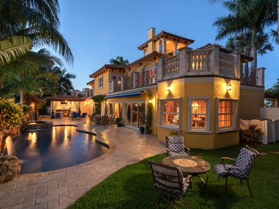 Photo for Mediterranean  Retreat/ Greater Ft. Lauderdale