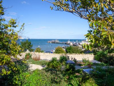 Photo for Apartment Seymer Road in Swanage - 4 persons, 2 bedrooms