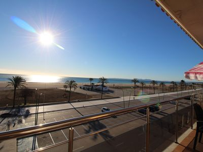 Photo for 2BR Apartment Vacation Rental in Empuriabrava, Gerona / Girona