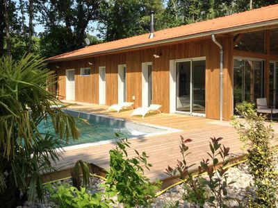 Photo for Vacation home Les Eyres  in Grayan - et - l'Hôpital, Aquitaine - 8 persons, 4 bedrooms