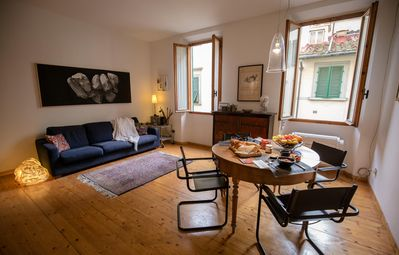 Photo for Spacious Bamboo apartment in Duomo with WiFi & integrated air conditioning.