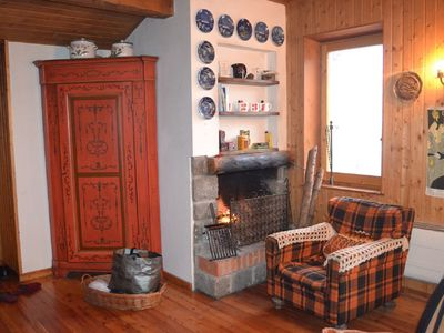 Photo for Abetone chalet style apartment