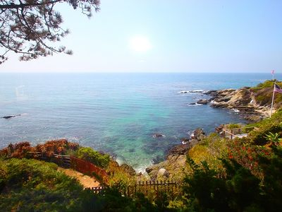 Photo for Private, Secluded, Laguna Beach Oceanfront Compound