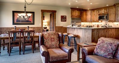 Photo for Bear Claw 409: 2 BR / 2 BA condo in Steamboat Springs, Sleeps 8