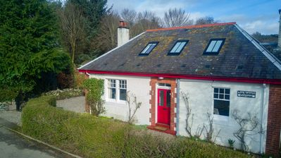 Photo for The Nurse's Cottage, Comrie - Traditional Scottish Cottage for Holiday Rental