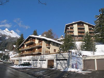 Photo for Apartment Tourbillon A 23  in Ovronnaz, Valais - 2 persons, 1 bedroom