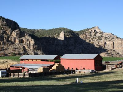Photo for Private Guest House -minutes From Glenwood Springs, Aspen, Vail On Private Ranch