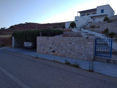 Photo for Traditional House with an Amazing sea view - Kimolos