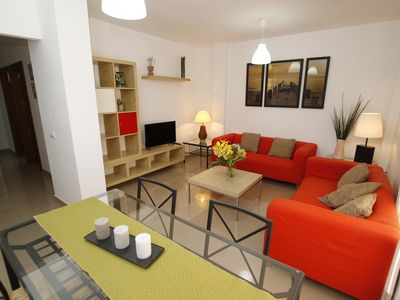 Photo for Apto Elegant El Charco B2 - Three Bedroom Apartment, Sleeps 5