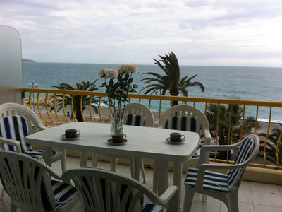 Photo for Beautiful and large apartment on the famous Promenade Des Anglais